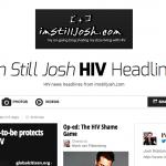 HIV news from imstilljosh.com