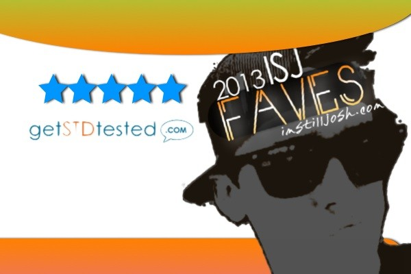 imstilljosh.com names getstdtested.com to the 2013 ISJ Faves list