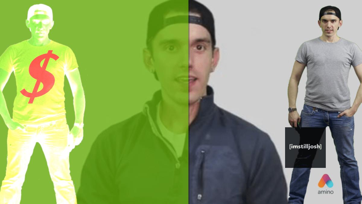 amino health and josh robbins