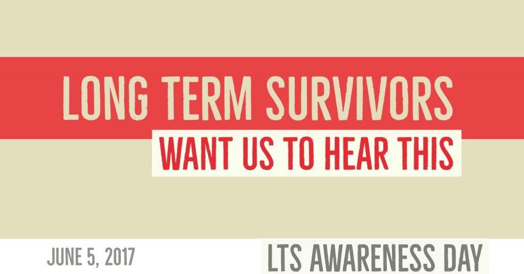 HIV Long Term Survivors Awareness Day