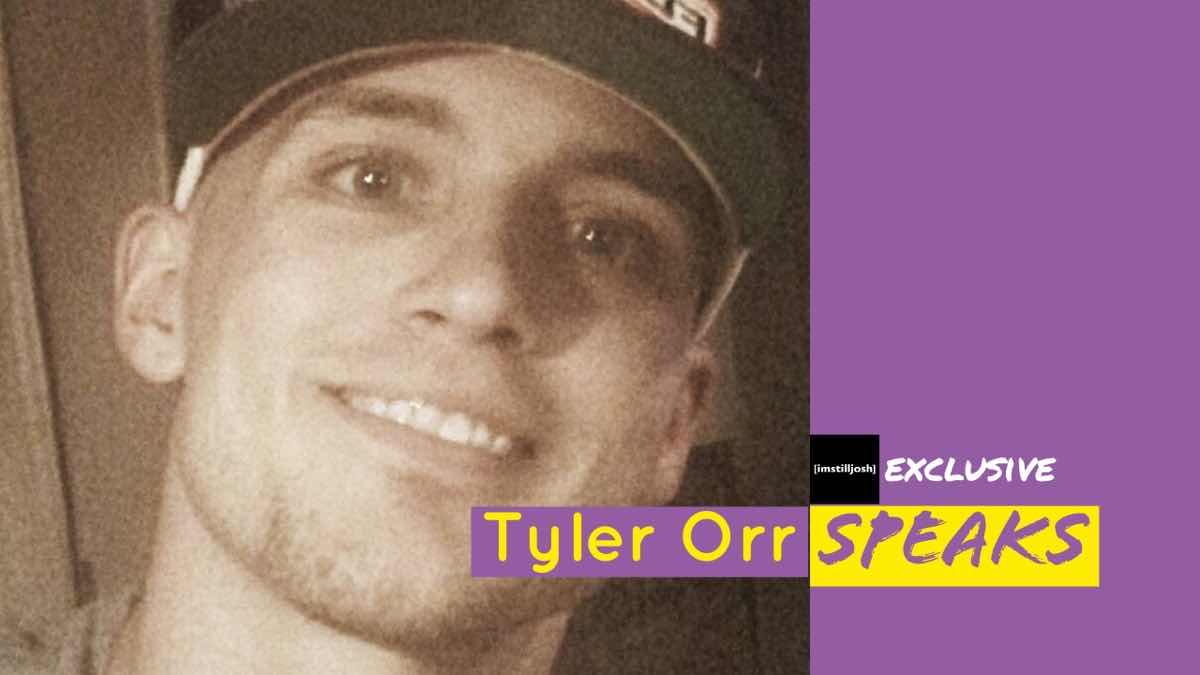 Tyler Orr HIV Activist Speaks