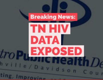 Metro Nashville HIV Data Public Server