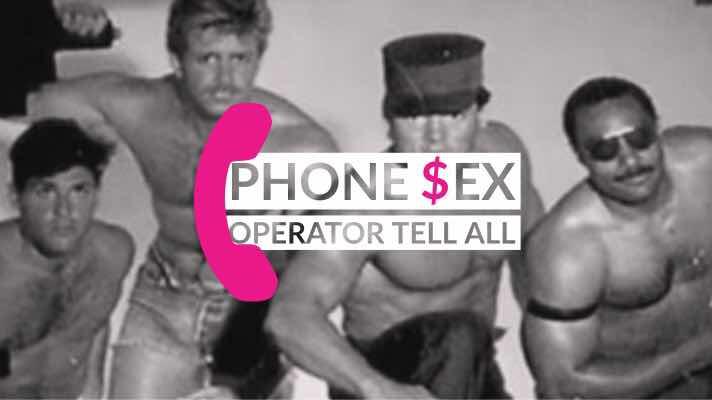 Listen to phone sex operator call