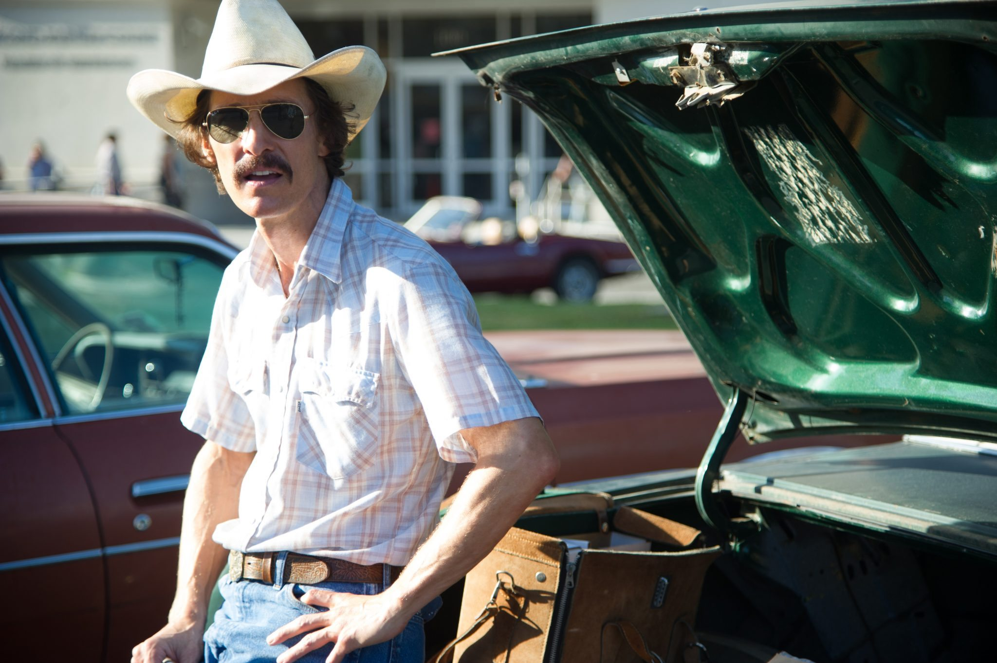 Dallas Buyer Club Disses HIV
