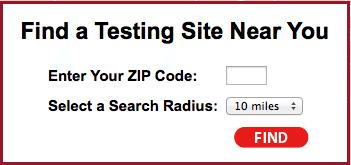 STD TESTING CDC