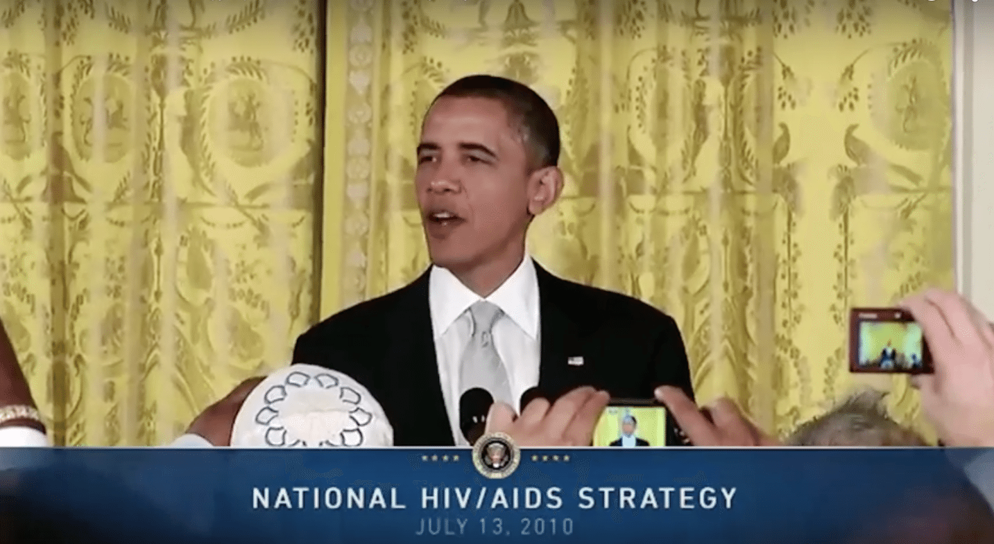 LiveStream of National HIV/AIDS Update