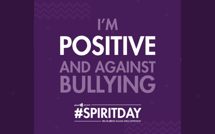 Im Positive Spirit Day