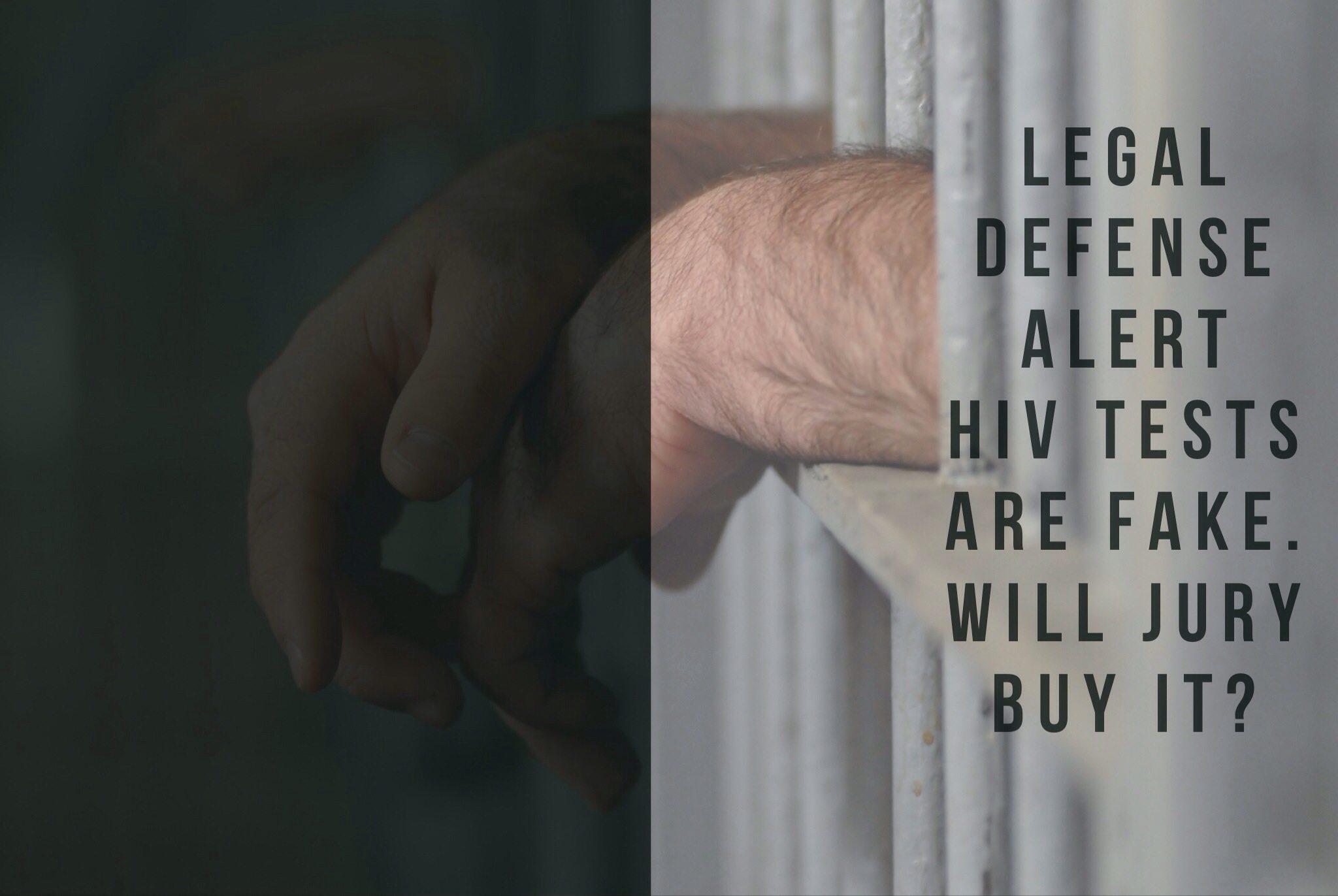 Legal Defense HIV