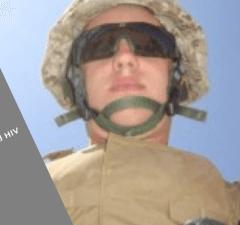 Marine and HIV