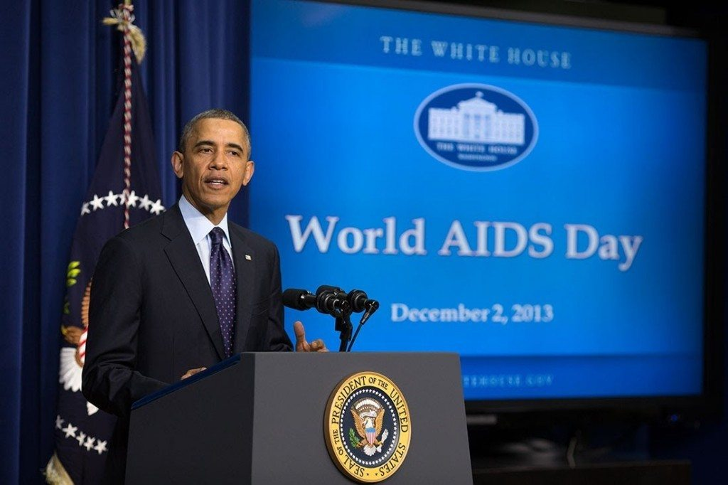 top hiv blog president obama world aids day